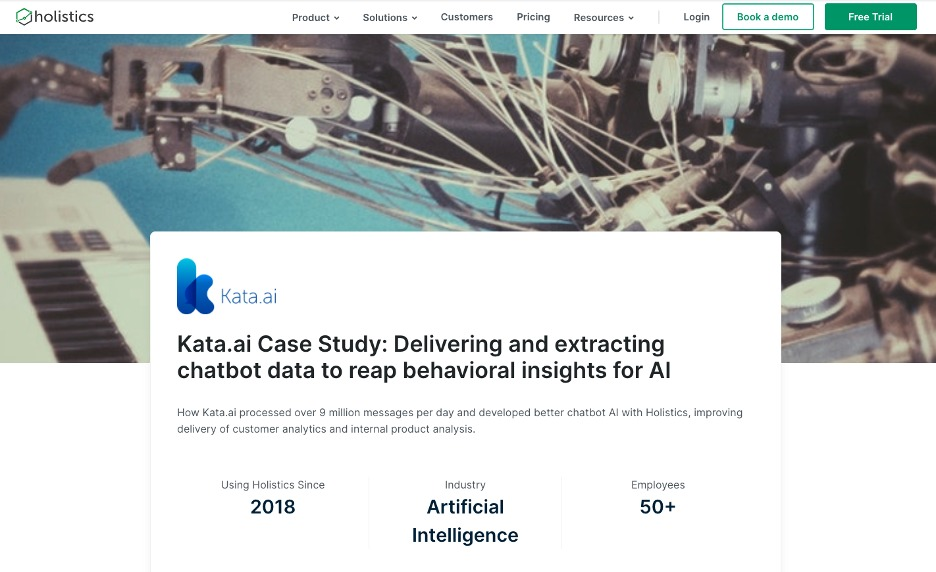 """The """"Pain, Dream, Fix"""" Approach: How to Write an Effective Case Study (+ Example)"""